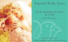 Coquetel Verbo Casar – O evento do ano!